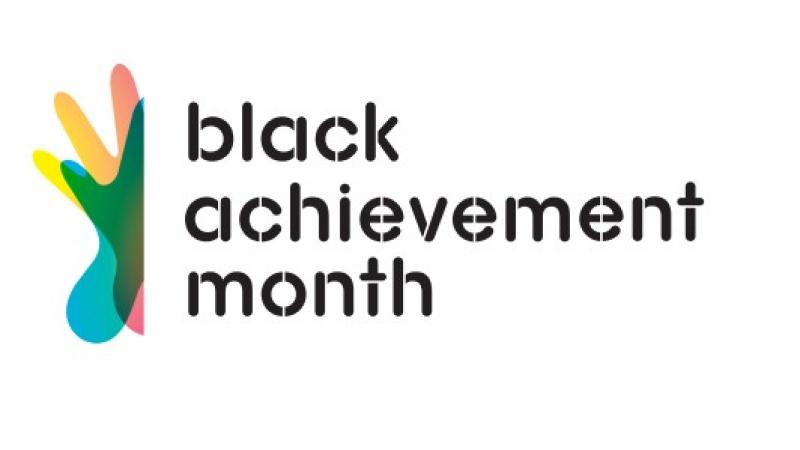 Black Achievement Month - logo